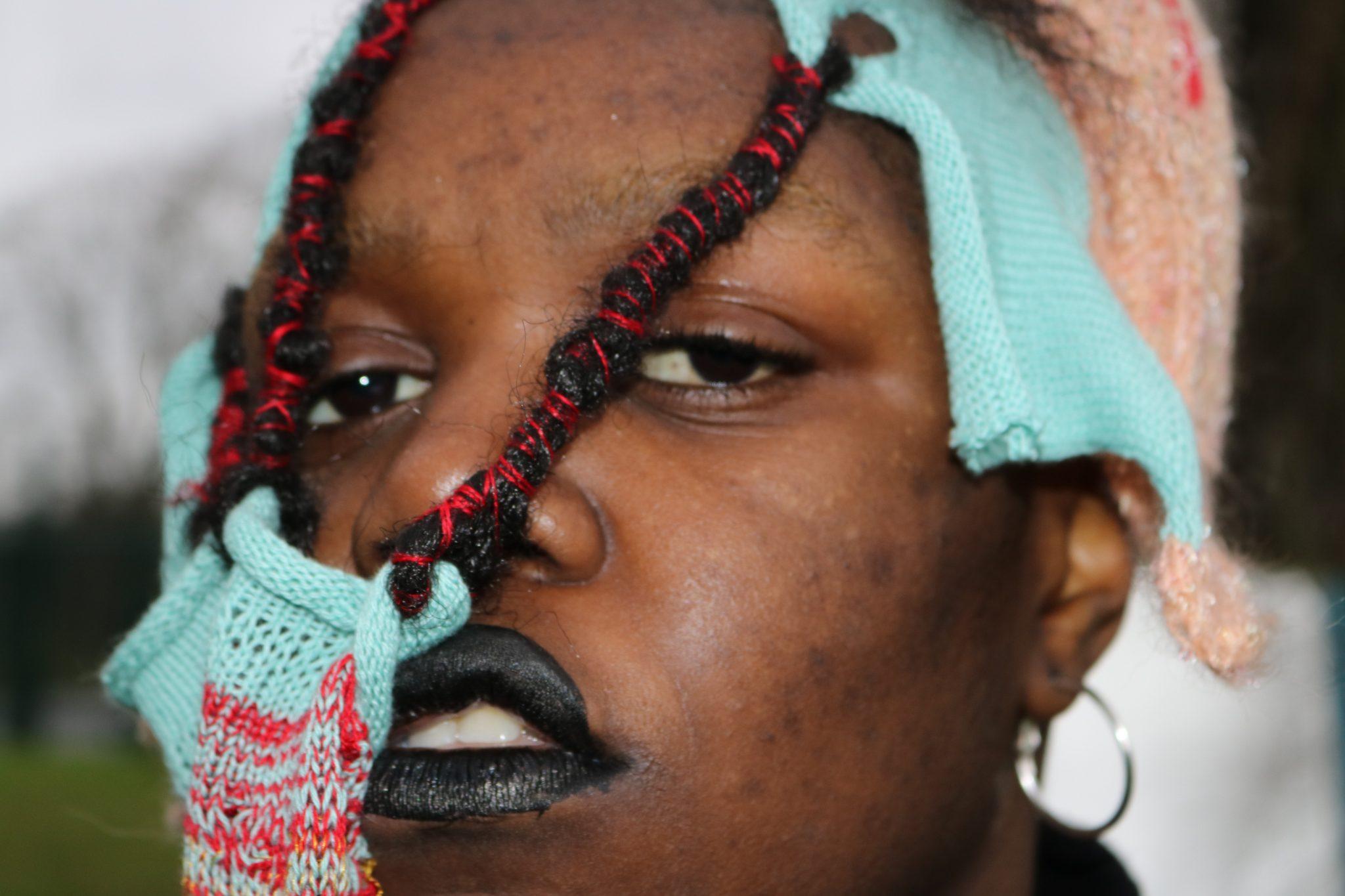Shashamani Jackson Knitted headpiece 4